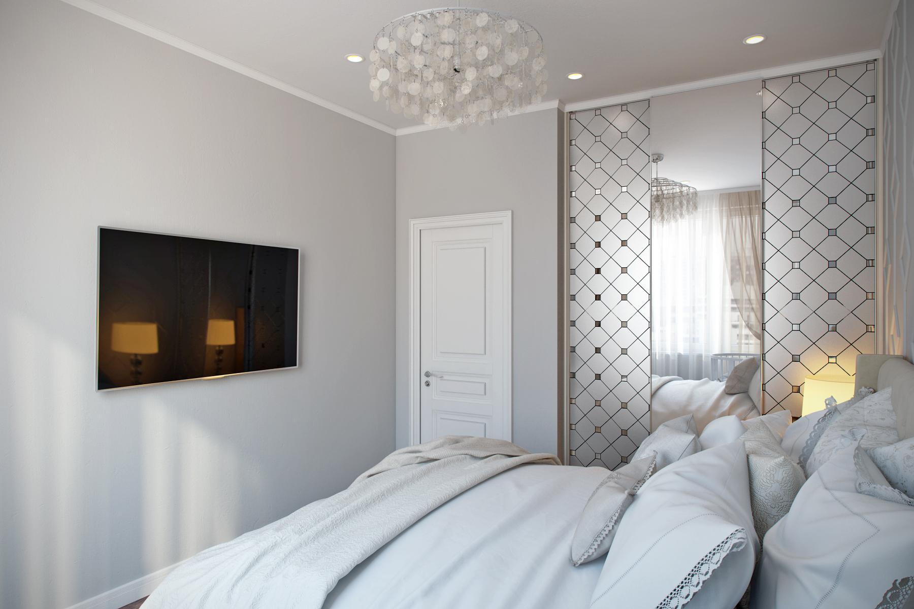 Дизайн проект квартиры 45м2