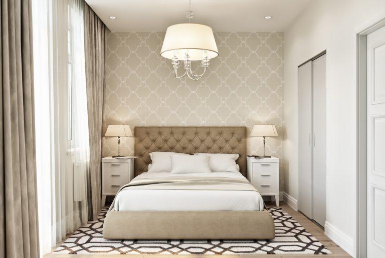 спальня в неоклассическом стиле 01