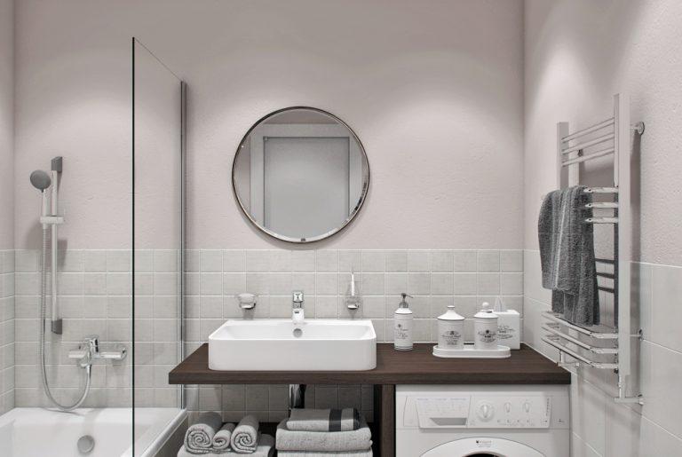 Ванная в современном стиле View12
