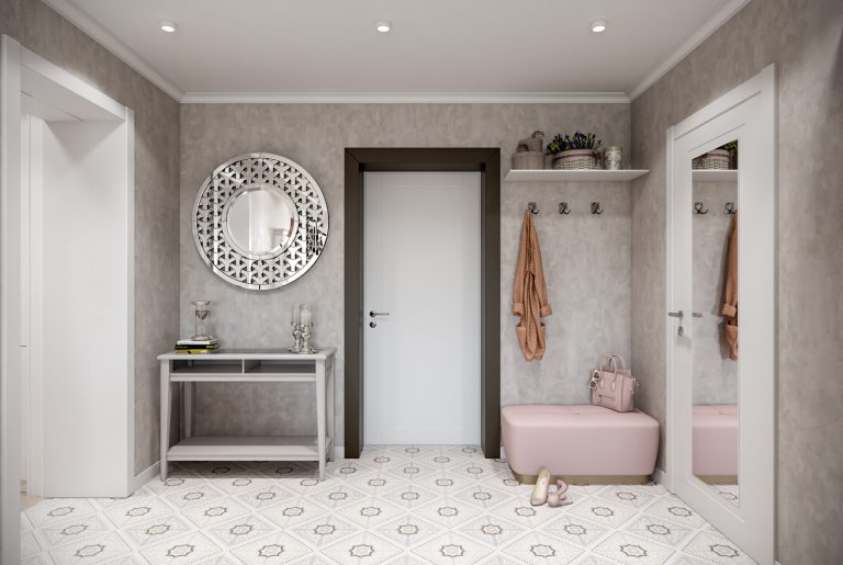 Гостиная-Livingroom (2) в стиле эклектика в санкт-петербурге