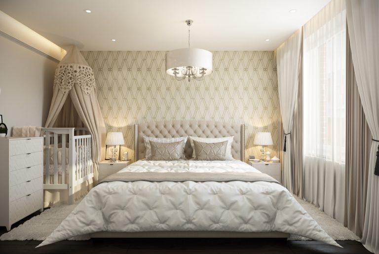 Спальня американская классика