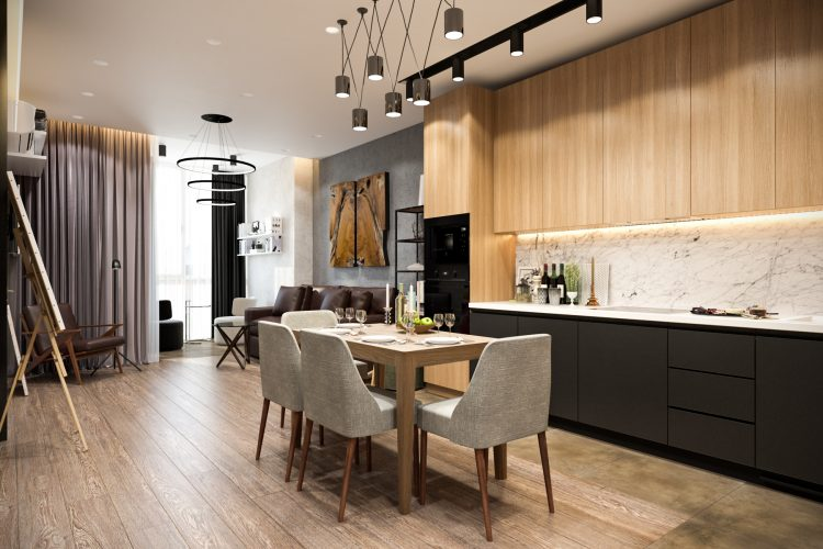 Трансформация однокомнатной квартиры