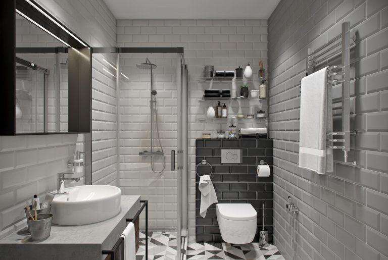 душевая ванная