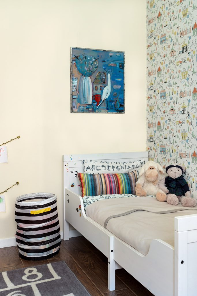 спальное место в детской