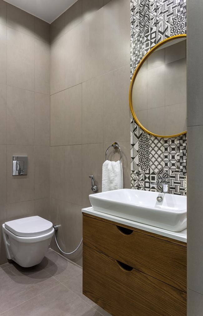 туалет для гостей