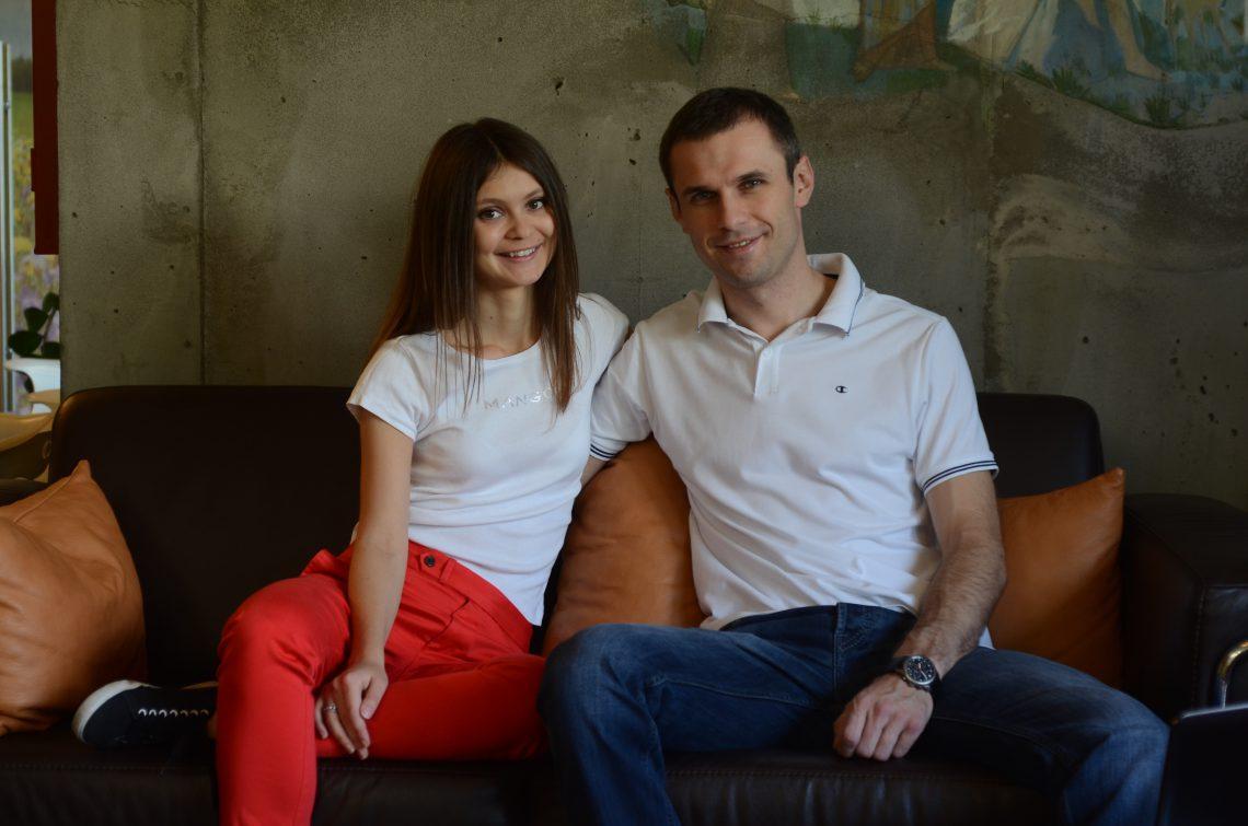 Дарья и Александр Ельниковы