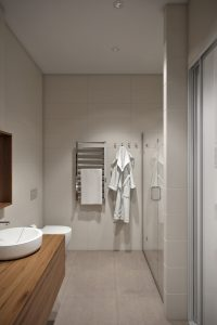 Основная ванная на втором этаже