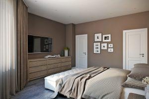 Спальня (2) в стиле эклектика