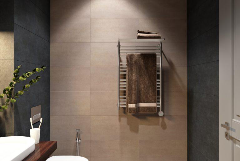 Ванная в современном стиле Bathroom View09