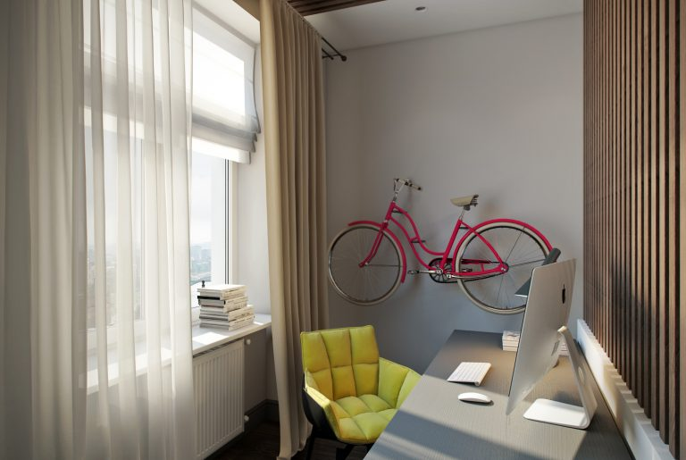 Спальня Bedroom View06 современный стиль