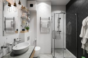 Ванная (2) душевая