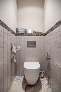 Ванная-Bathroom (1) в стиле эклектика в санкт-петербурге