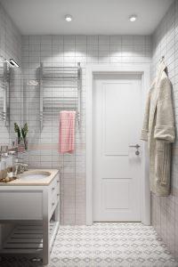 Ванная-Bathroom (4) в стиле эклектика в санкт-петербурге