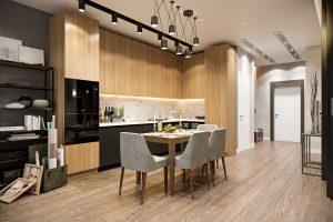 кухня-гостиная-kitchen-livingroom (4)