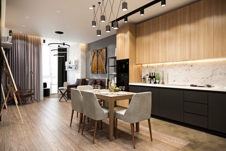 кухня-гостиная-kitchen-livingroom (5)