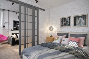 спальня- bedroom