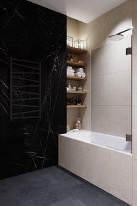 хранение в мастер-ванной