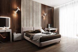 мастер-спальня
