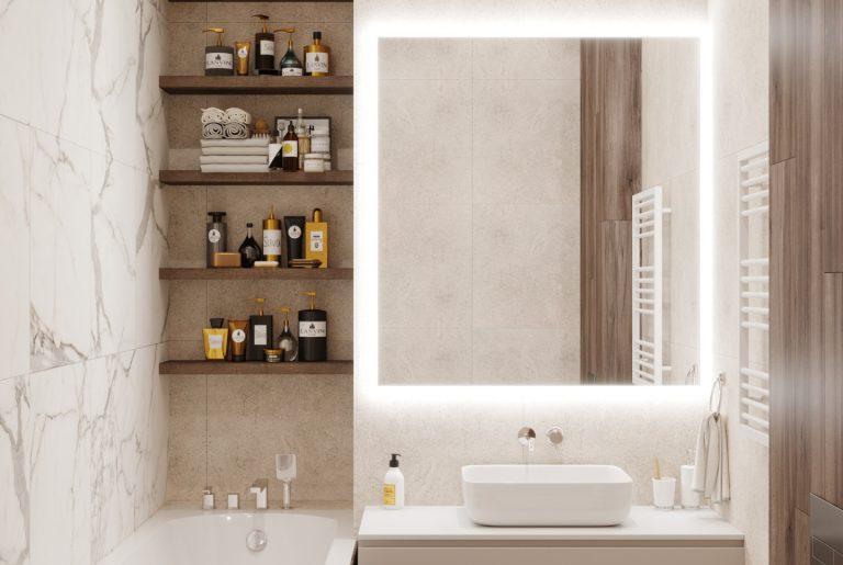 ванная совмещенная