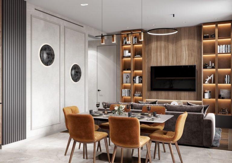 Квартира 108 кв.м. в ЖК CITY PARK