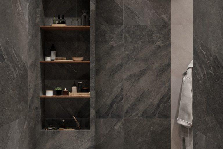 ниша в ванной