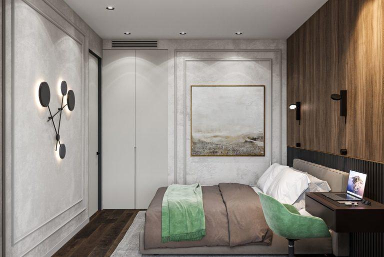 вентиляция в спальне