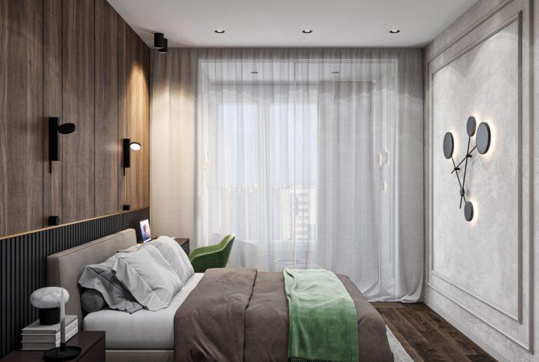 Гостевая с кроватью