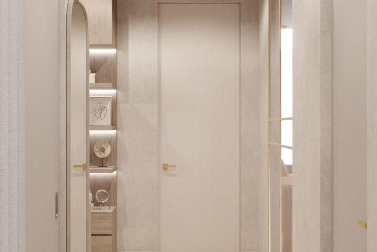 хранение в коридоре